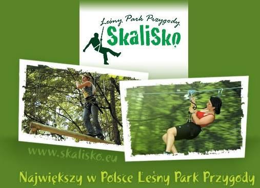 Skalisko park